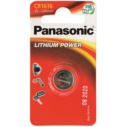 Panasonic Lithium CR1616