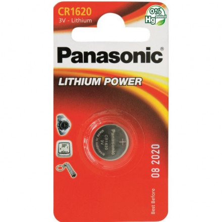 Panasonic Lithium CR1620