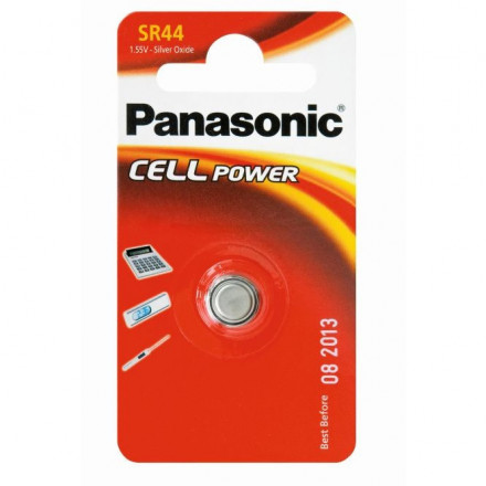Panasonic SR-44 (357, SR44, AG13)