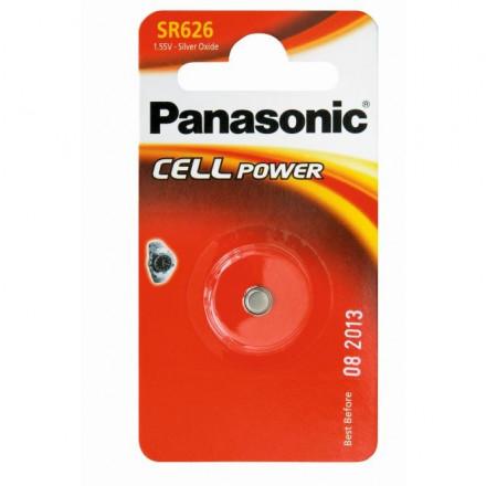 Panasonic SR-626 (377, SR66, AG4)