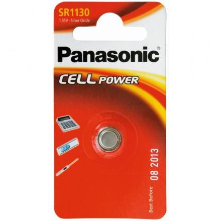 Panasonic SR-1130 (390, SR54, AG10)