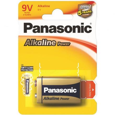 Panasonic Alkaline 6LR61 (9V)