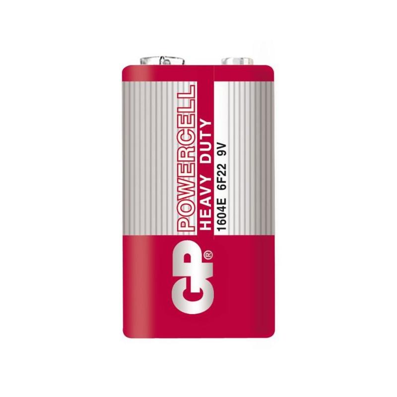 GP Powercell 6F22 (9 V)