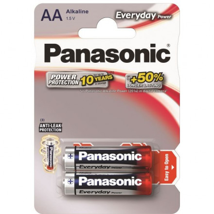Panasonic Everyday LR6 (AA)