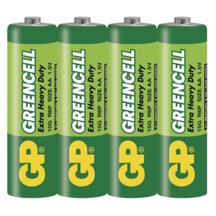 GP Greencell R6 (AA)
