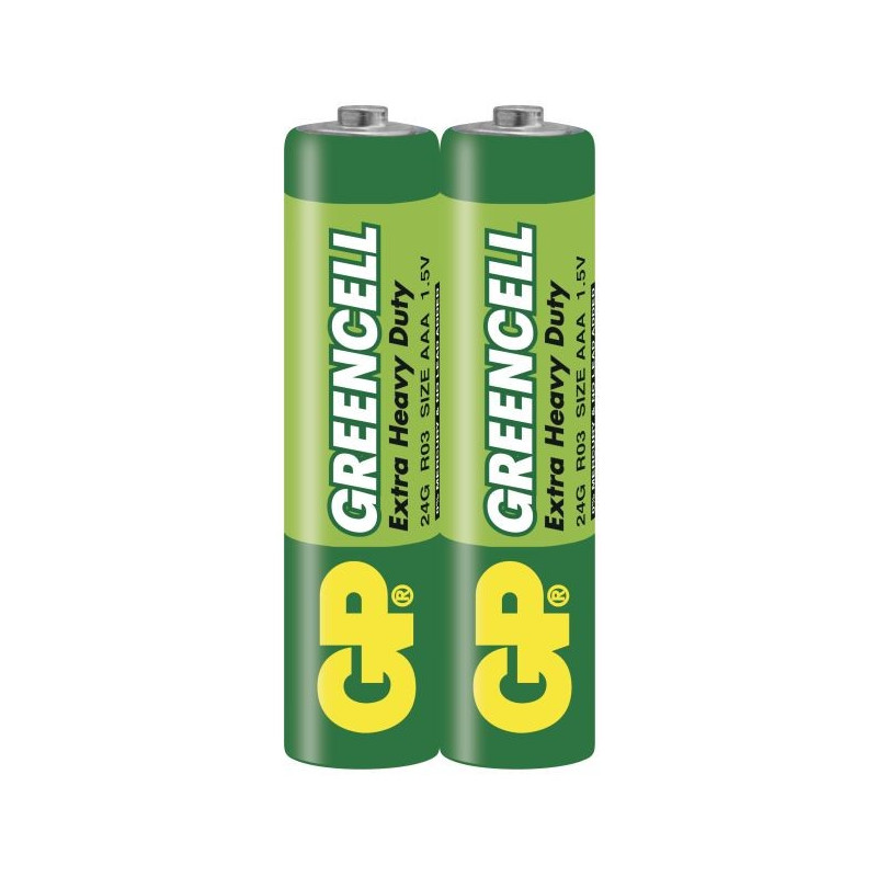 GP Greencell R03 (AAA)