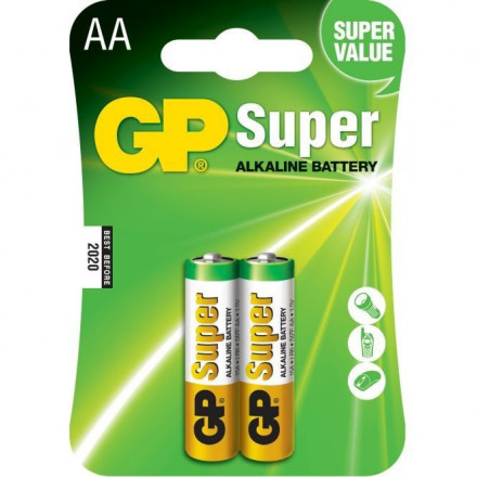 GP Super LR6 (AA)