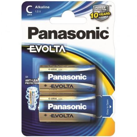 Panasonic Evolta LR14 (C)