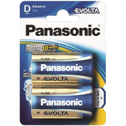 Panasonic Evolta LR20 (D)