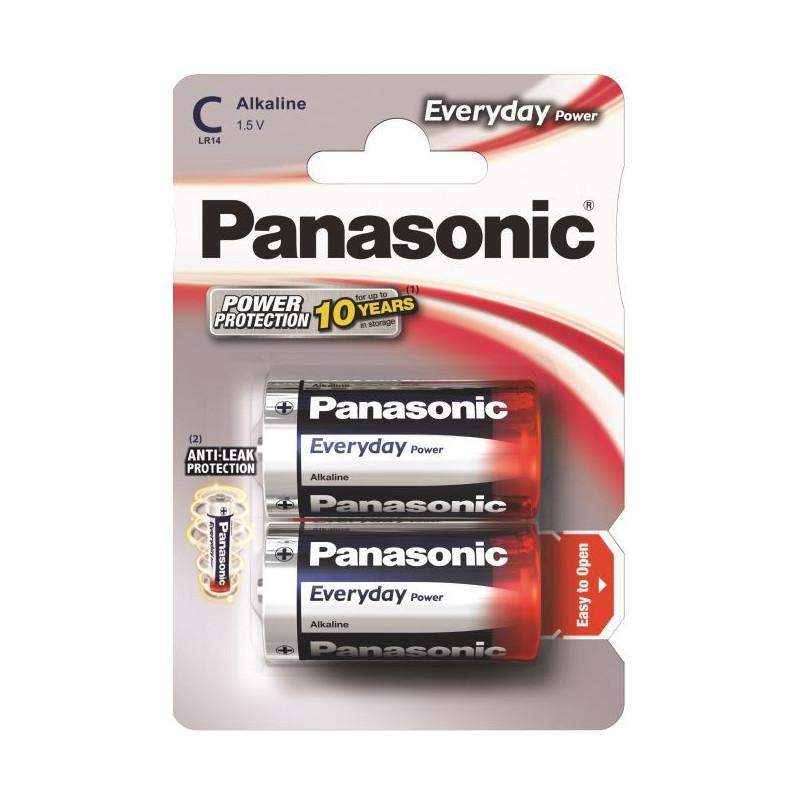 Panasonic Everyday LR14 (C)