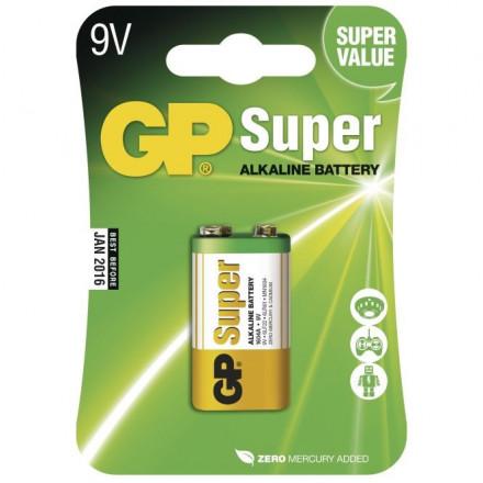 GP Super 6LR61 (9V)