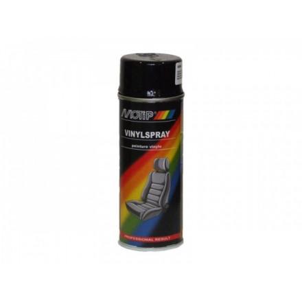 MOTIP Viniliniai dažai juodi 400ml 04066