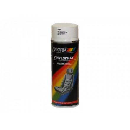 MOTIP Viniliniai dažai balti 400ml 04065