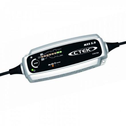 CTEK 12V 5A CTEK MXS 5.0 kroviklis MXS 5.0 56-998
