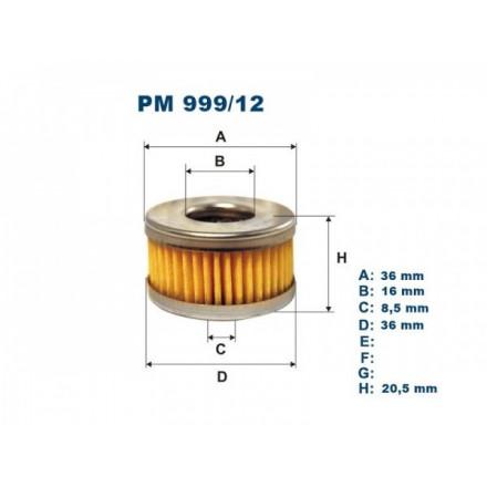 FILTRON Kuro filtras PM999/12