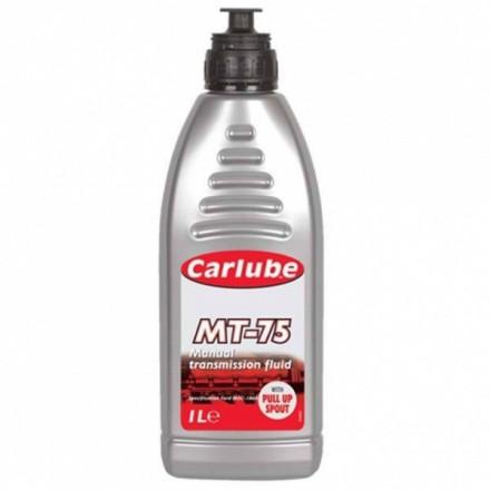 CARLUBE TRANS FLUID MT75 1L CARLUBE alyva Mechaninei pavarai 1 l MTF011