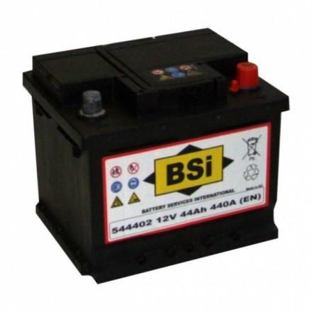 BSI Akumuliatorius 44 Ah 440 A EN 12V 544402