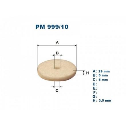 FILTRON Kuro filtras PM999/10