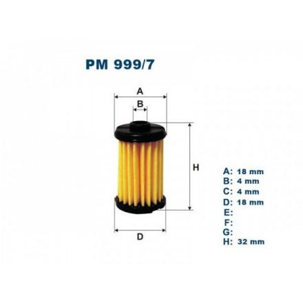FILTRON Kuro filtras PM999/7