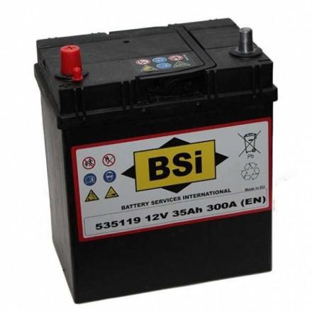 BSI Akumuliatorius 35 Ah 300 A EN 12V 535119