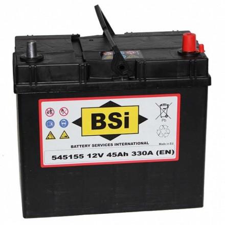 BSI Akumuliatorius 45 Ah 330 A EN 12V 545155