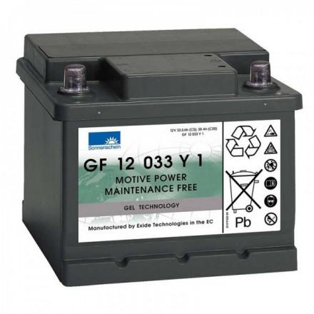 GNB (EXIDE) Akumuliatorius 38 Ah 12V GF12033Y1