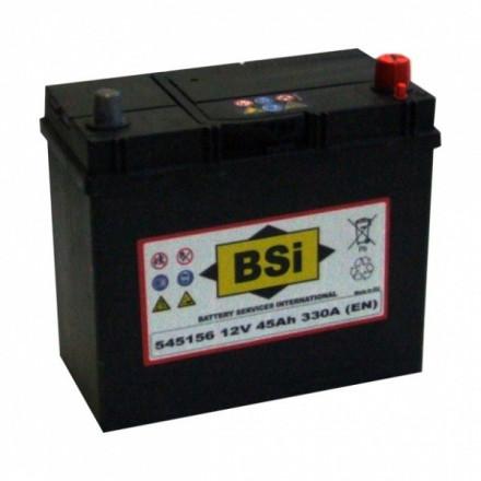 BSI Akumuliatorius 45 Ah 330 A EN 12V 545156