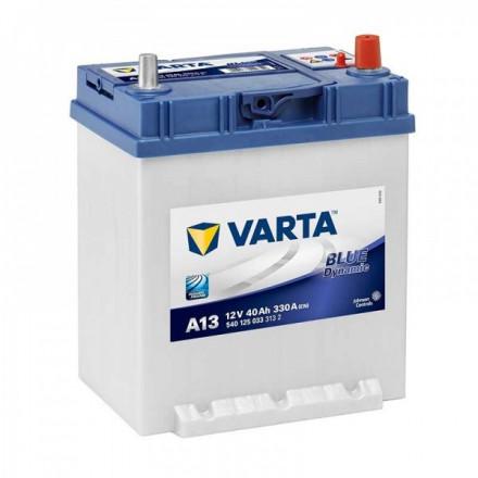 VARTA Akumuliatorius 40 Ah 330 A EN 12V BD A13