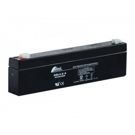 VRLA Akumuliatorius 3.5 Ah 6V HGL-6-3.5A