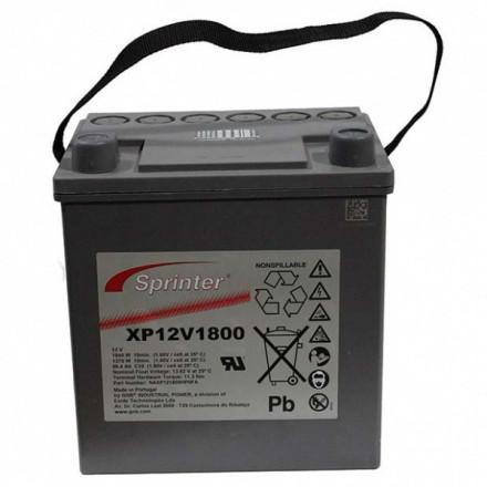 GNB (EXIDE) Akumuliatorius 56.4 Ah 12V XP12V1800