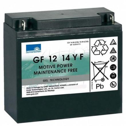 GNB (EXIDE) Akumuliatorius 15 Ah 12V GF12014YF