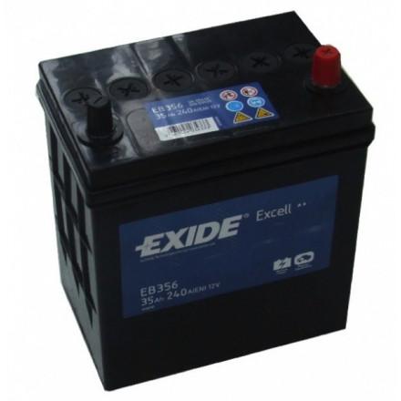 EXIDE Akumuliatorius 35 Ah 240 A EN 12V EB356