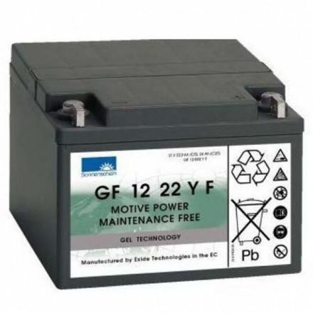 GNB (EXIDE) Akumuliatorius 24 Ah 12V GF12022YF