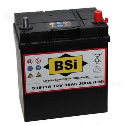 BSI Akumuliatorius 35 Ah 330 A EN 12V 535118