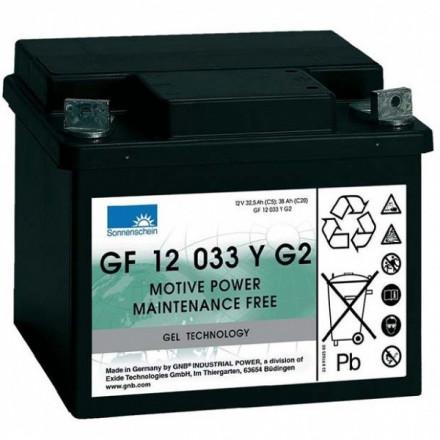 GNB (EXIDE) Akumuliatorius 38 Ah 12V GF12033YG2