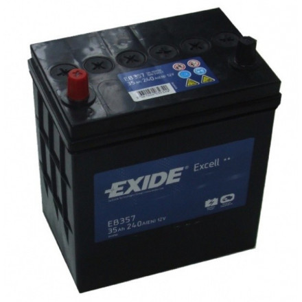 EXIDE Akumuliatorius 35 Ah 240 A EN 12V EB357