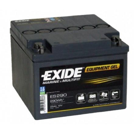EXIDE Akumuliatorius 25 Ah 240 A EN 12V ES290