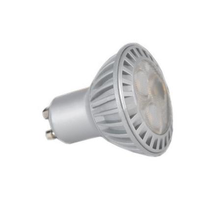 5W LED pritemdoma lemputė V-TAC 220V GU10 EPISTAR LED ( 3000K)  šiltai balta