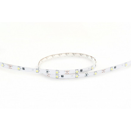 3 W/m LED juosta LUXSONN, 2835, 60 LED/m, 332lm/m, (6500K) šaltai balta. Karpoma kas 3 diodus (10 cm)