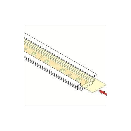 LED juostos profilio...
