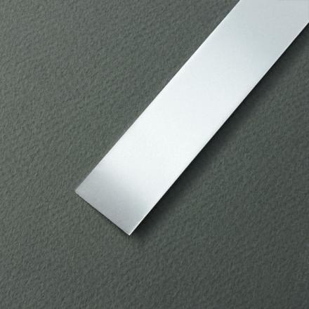1m LED juostos profilio dangtelis H, baltas