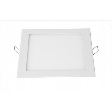 24W LED įmontuojama panelė,...
