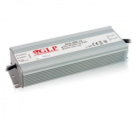 300W LED Maitinimo šaltinis...