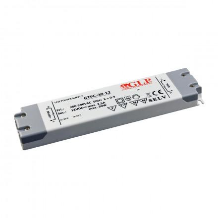 30W LED Maitinimo šaltinis GTPC 12V