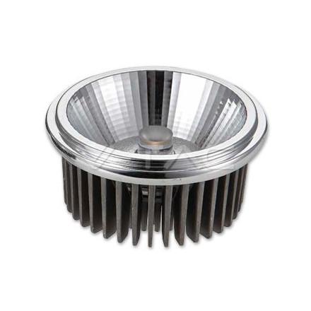 20W LED lemputė V-TAC, AR111, 40°, Sharp LED,  3000K (šiltai balta)