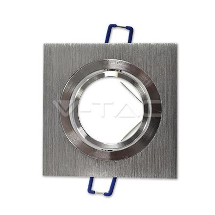 1* GU10 lemputės rėmelis, V-TAC, kvadratinis