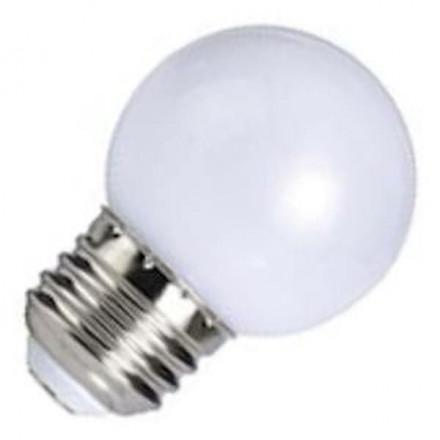 1W LED lemputė 220V Е27 P45...