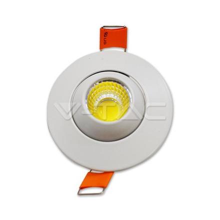 3W LED šviestuvas COB...