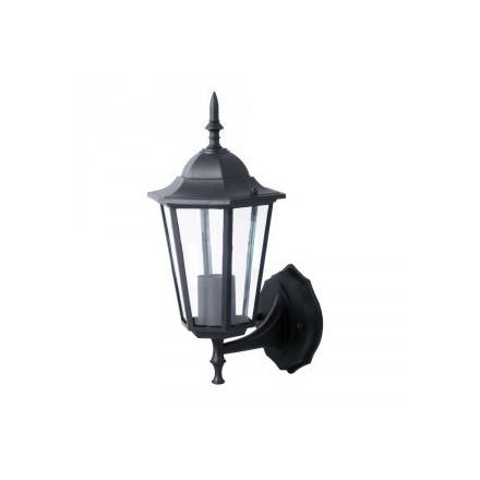 Sieninis sodo šviestuvas, IP44. Sukama lemputė E27 cokoliu(iš apačios)