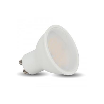 3W LED lemputė V-TAC, GU10 SMD 3000K (šiltai balta)